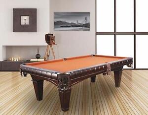 Presidential Billiards Kruger Billiard Pool Table