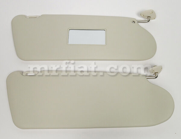 Mercedes W111 220 250 280 Se Coupe Cream Sunvisor Set New