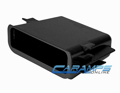 CHEVY PICKUP TRUCK POCKET RADIO DASH KIT CAR STEREO INSTALL STORAGE BIN CUBBY (Truck Dash Kits)