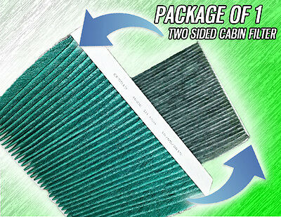 C35519AB HQ CARBON ANTIBACTERIAL CABIN AIR FILTERS - PACKAGE OF 1 - MADE IN USA for sale  Oxnard