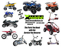Imported Powersports and Ebike Parts and Service Depot