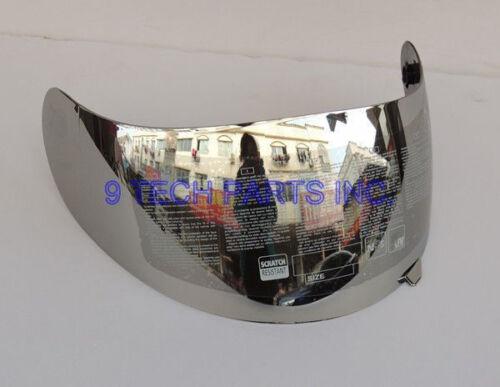 Motorcycle Visor Helmet Lens Face Shield For K3 K4 K4-EVO SILVER CHROME MIRROR