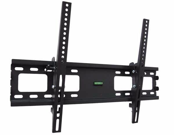 SLIM LCD LED PLASMA FLAT TILT TV WALL MOUNT 32 37 42 46 50 52 55 57 60 65 70 80