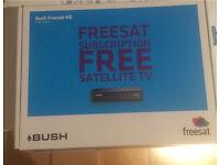 Freesat satellite tv HD bush brand