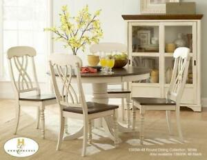 white round dining table (MA929)