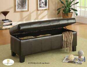 MA10 471PU Lift-top Storage Bench in Toronto,Lowest Price in Toronto,Huge Furniture Sale in Toronto (BD-1408)