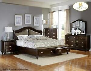 QUEEN BEDROOM SET SALE TORONTO - FREE SHIPPING | CALL -905-451-8999 (MA9)