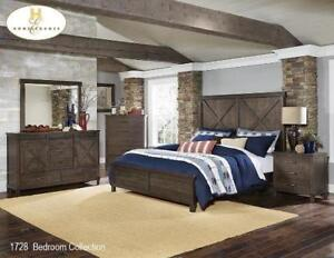BEDROOM SETS QUEEN - GREAT DEALS - FREE SHIPPING | CALL -905-451-8999 (MA28)