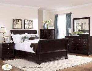 SLEIGH BED SALE TORONTO (MA88)