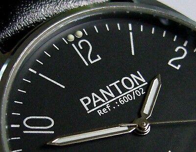 Original PANTON Klassik, Designklassiker mit Quarzwerk - NEU