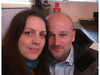 Couple looking for one bedroom flat