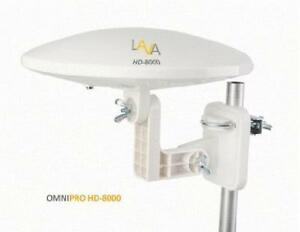 LAVA OmniPro HD-8000 Omni-Directional Digital HDTV Antenna - HD-8000