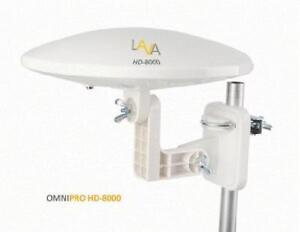 LAVA OmniPro HD-8000 Omni-Directional Digital HDTV Antenna - HD-8000