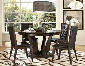 Perfect dining room set to fit your space- Lowest Price - Furniture Sale Toronto (JP-8)