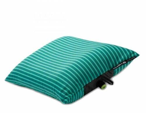 Nemo Fillo Elite Ultralight Backpacking Pillow 811666031266 Sapphire Stripe