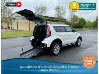 Kia Soul Wheelchair Accessible Vehicle Automatic WAV, disabled vehicle