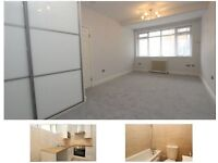 Unfurnished/recently Renovated Maida Vale Studio Inc Heat & Hot water