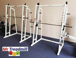 CALGYM SMITH MACHINES | Strength Builder | Mr Treadmill Hendra Brisbane North East Preview