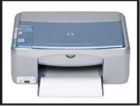 HP PSC 1205 - All-in-One Printer (Blue)