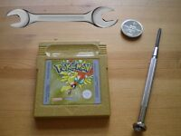 Gameboy/GameBoy Color Game Save Repairs