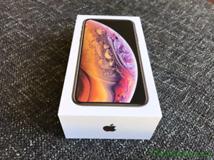 IPhone XS Max Brand New in Box Sealed One year warranty