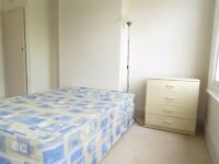 Large modern studio flat Kilburn NW6 own kitchen own bathroom bill incl self contain DSS welcome