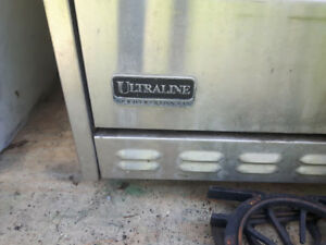 "24"" Ultraline Gas Stove"