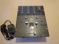 DJ STANTON SK2F Limited Edition. Turntable,mixer,needles.