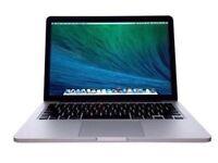 """MacBook Pro 13"""" Retina Display. Excellent condition."""