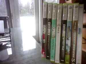 Used Xbox 360 games