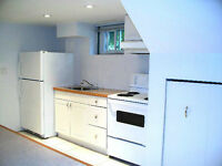 Bright, quiet and modern legal 1 bdrm bsmt apt. - Etobicoke