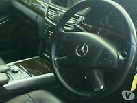 Pco Mercedez E220 on rent from £0