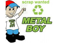 SHAUN'S SCRAP METAL COLLECTION CASH PAID FOR ALL METAL