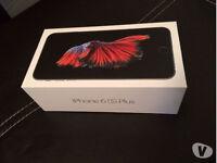 *BRAND NEW* Apple Iphone 6s + Plus 64GB Space Grey EE