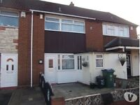 Dss/working 3 bedroom house in West Bromwich breakfast kitchen upstairs bathroom on road parking