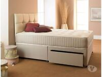 NEW LUXURY 1200 POCKET SPRUNG MEMORY FOAM BEDS !!