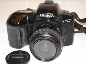 Minolta 5xi 35mm film camera