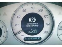"MERCEDES ""SERVICE BRAKE VISIT WORKSHOP"" FAULT? SBC BRAKE PUMP REPAIR & RESET SERVICE FROM ONLY £149"