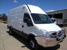 IVECO DAILY 70C17 LWB Iveco Daily Van Glanmire Gympie Area Preview