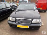 Mercedes C180 breaking for parts
