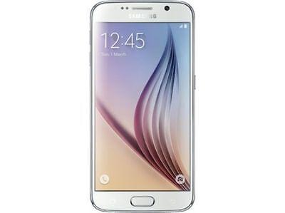 "SAMSUNG Galaxy S 6 G920 [WHITE] 32GB 5.1"" Super AMOLED 5.0 Lollipop Unlocked"