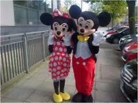 MICKEY MINNIE MOUSE MASCOT MASCOTS HIRE PARTY HARROW HA 1 2 3 4 5 6 7 8 9 0 CHILDRENS Near me KIDS