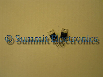 2n6488  Npn Complementary Power Transistor New For Sale 5 Pc Lot
