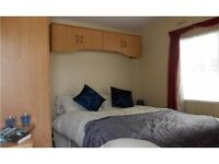 3 bed static caravan for sale close to camber sands, 11 month owner season