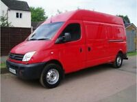 MAN WITH A VAN! removals,delivery's,one item too full loads, any distance covered!
