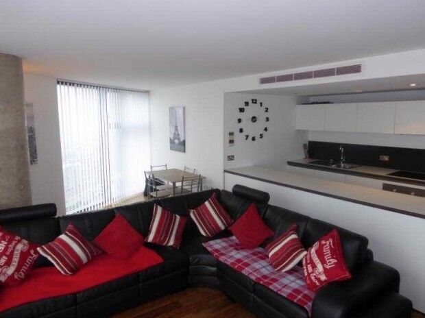 2 bedroom flat in Harbour Exchange Square, London, E14