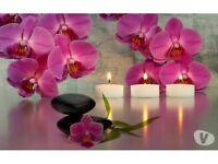 Thai oil & Swedish massage