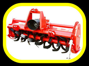 3 point hitch Rotary Tillers for 18-50 HP tractors, HD NEW