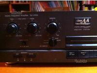 Technics Amp 490watts - Black