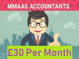 £360 PER YEAR COMPANY ACCOUNTS TAX RETURNS PAYROLL BOOK KEEPING SELF ASSESSMENTS HMRC AUDIT SERVICES